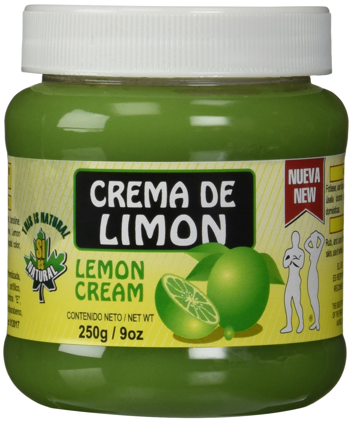 Crema Reductora- Lemon 9 oz (Redu-Lemon)