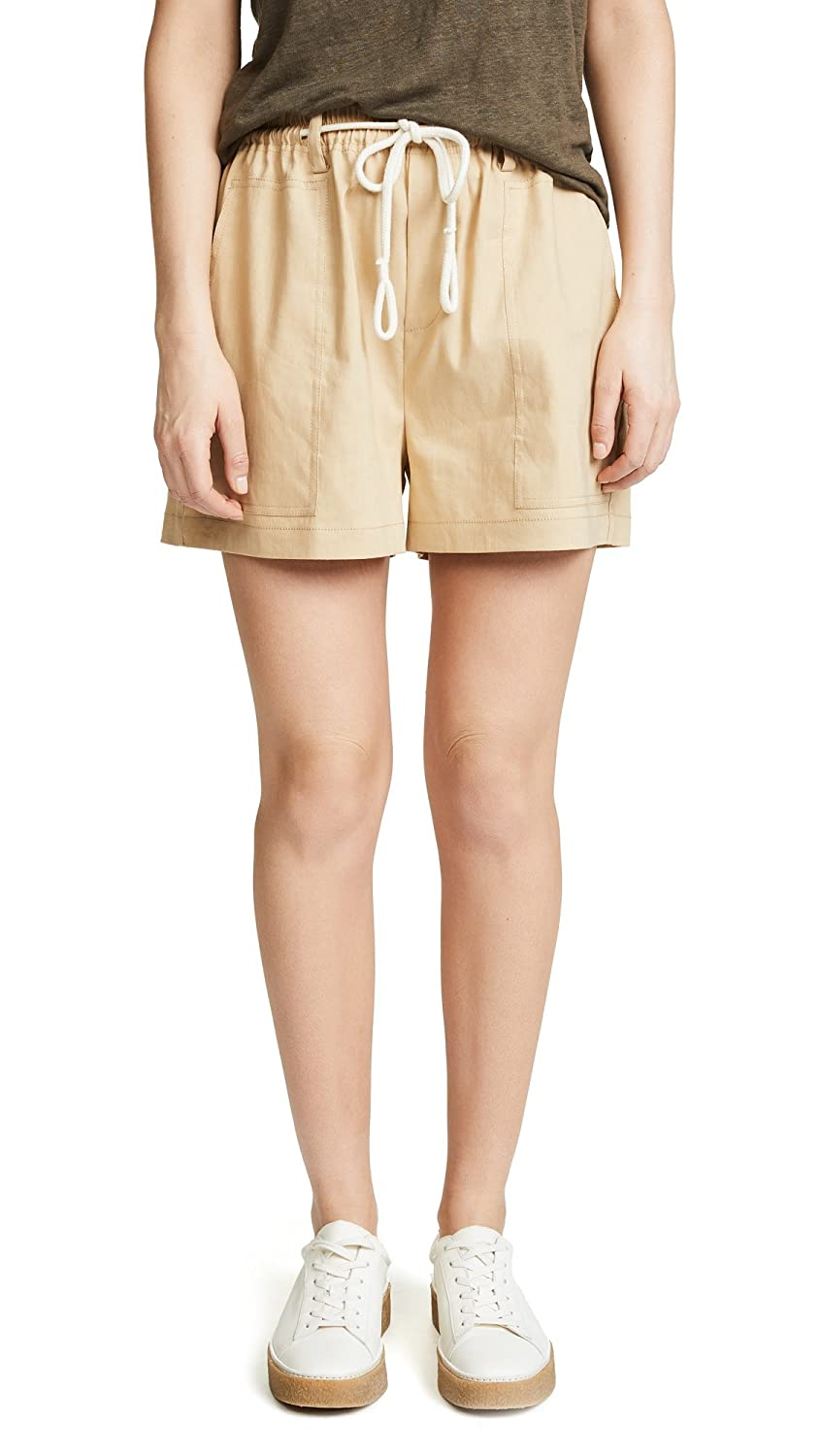 Vince Women's Rope Tie Shorts