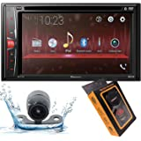 Pioneer AVH-210EX Double DIN Bluetooth in-Dash...