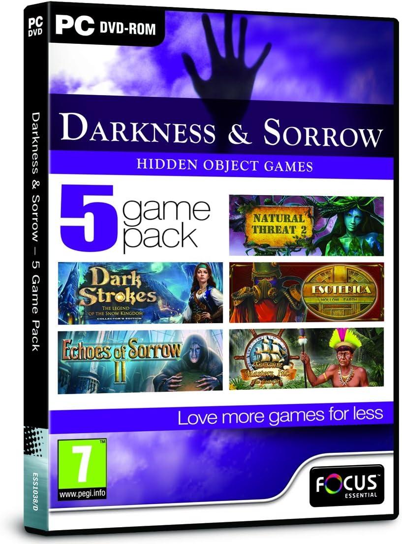 Darkness And Sorrow - 5 Game Pack [Importación Inglesa]: Amazon.es: Videojuegos