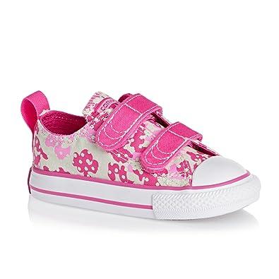 8328743fc953 Converse Infant CTAS 2V Ox Buff Mod Pink Camo754405C  Amazon.co.uk  Shoes    Bags