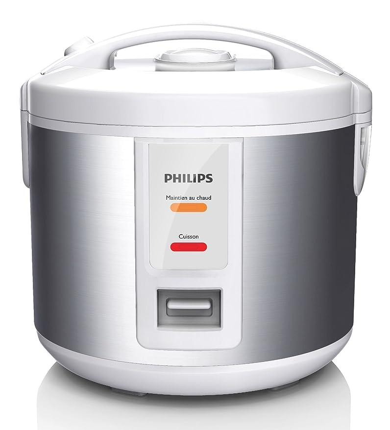 Philips HD3011/08 Rice cooker petite capacité, 1L, 500W, 900g riz ...