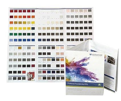 Amazon Com Crl Ral Powder Coat Color Brochure Home Improvement