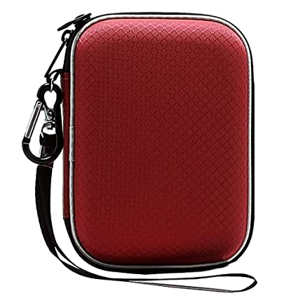 Hard Drive Bags & Cases Bright 3.5 Inch Eva Shockproof Hard Drive Carrying Case Pouch Bag 3.5 External Hdd Power Bank Cable Hand Carry Travel Case Protect Bag