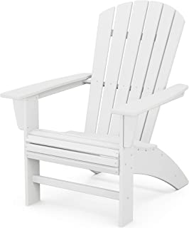 product image for POLYWOOD Nautical Curveback Adirondack Chair