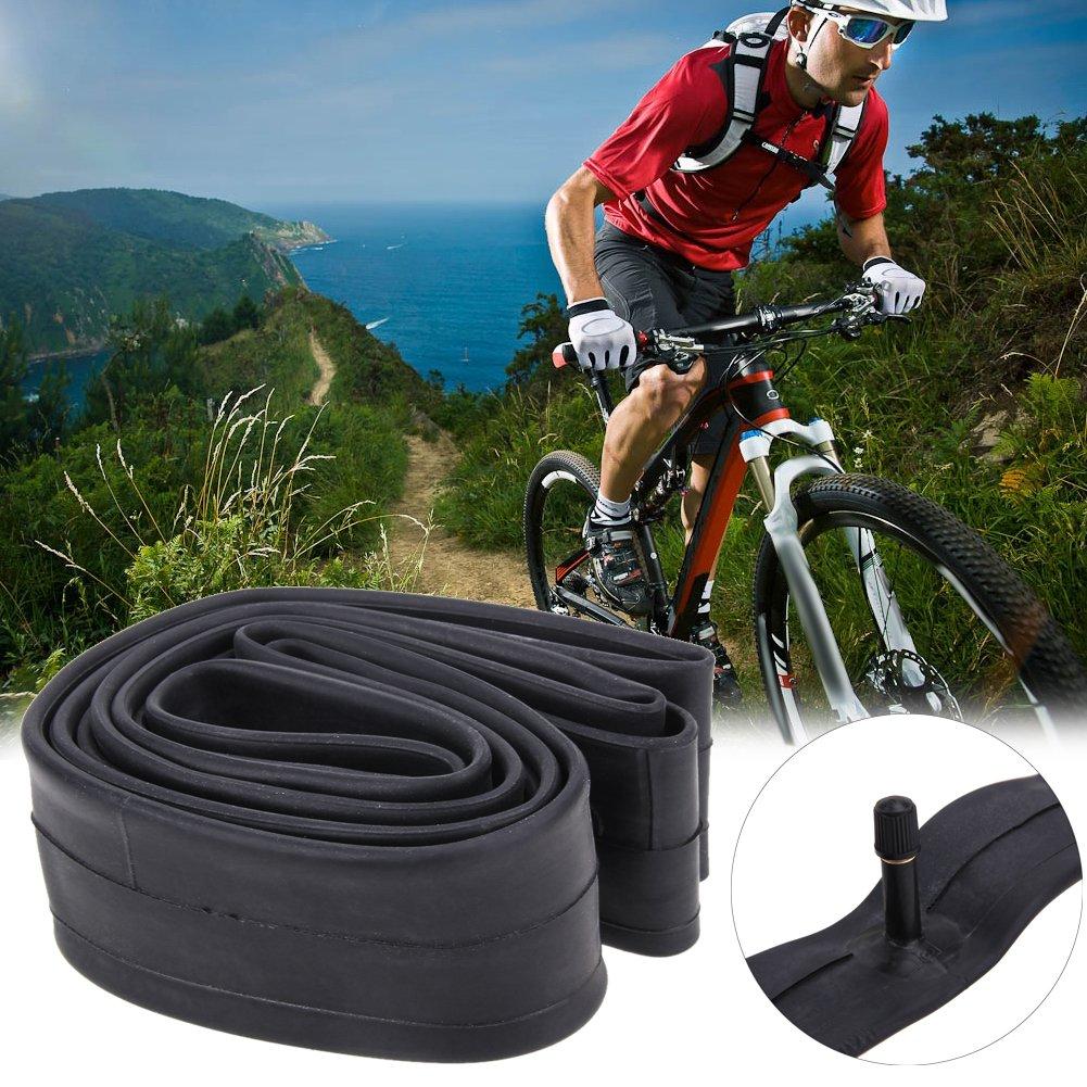 ATIDY 2 Pack Bike Tube con 3 palancas de neum/ático Bicicleta Tubo Interior neum/áticos Carretera MTB Bike Interior Tubo de neum/ático Anti punci/ón Tubo para Bicicleta Bike Tire