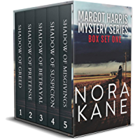 Margot Harris Mystery Series: BOX SET 1 (Margot Harris Mysteries) (English Edition)