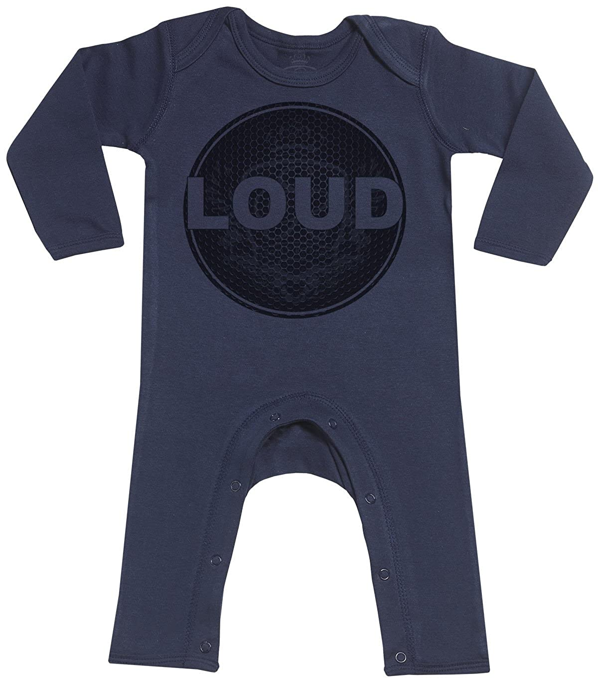 Baby Jumpsuit Baby Romper Baby Rompersuit Loud Baby Footless Romper Baby Sleepsuit SR