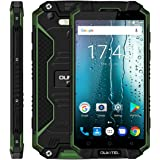 OUKITEL K10000 MAX Triple Proofing Phone 3GB+32GB 10000mAh Battery 5.5 inch Android 7.0 MTK6753 Octa Core up to 1.3GHz WCDMA & GSM & FDD-LTE (Green)