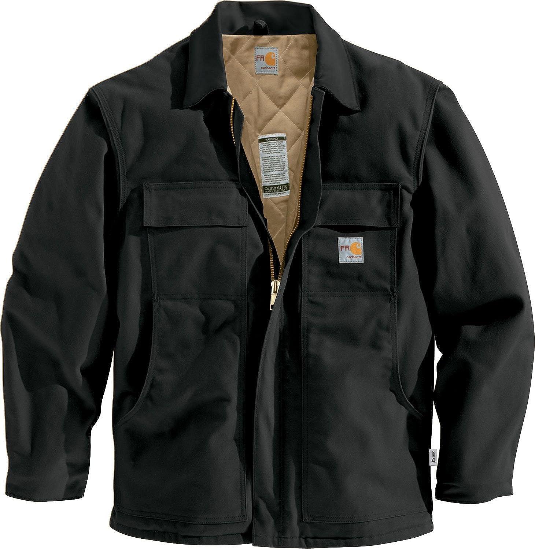 カーハート メンズ ジャケット&ブルゾン Carhartt Men's Duck Flame Resistant Trad [並行輸入品] B07CLTVZZT  X-Large Tall