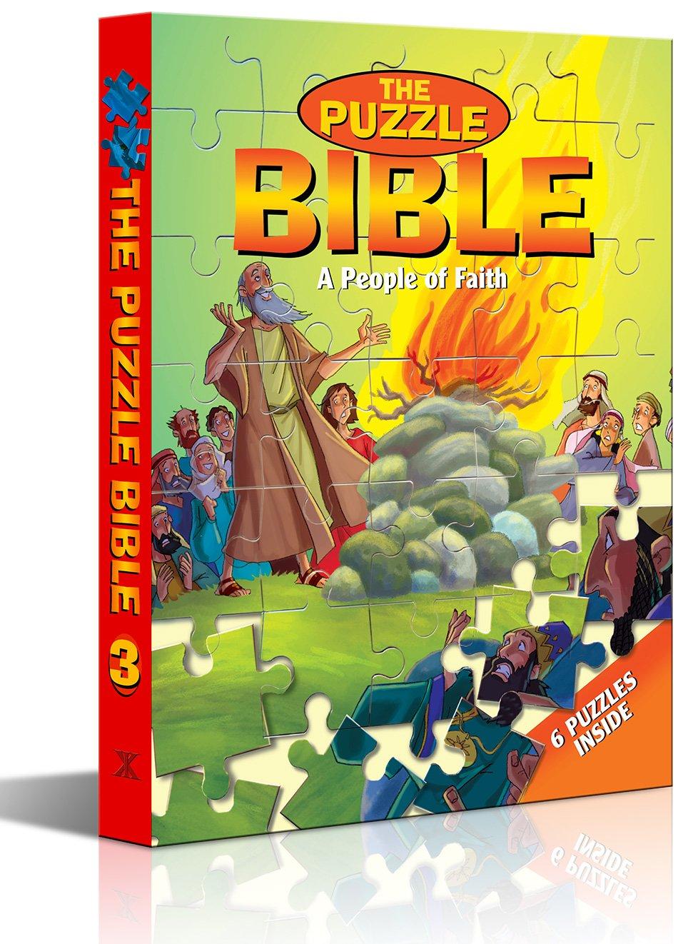 A People of Faith Jigsaw Puzzles Puzzle Bible-Children Games- Bible Puzzles-Ruth-Samuel-David-Shepherd-Goliath-Wisdom-Elijah-David and Goliath-King ... Children-Bible Games for Kids-Kids Stories