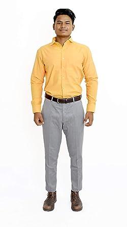 Bihar Khadi Men's Regular Fit Shirt
