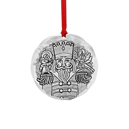 Wendell August Handmade 2018 Annual Christmas Ornament, Aluminum Nutcracker  Ornament, Inspired by The Original - Amazon.com: Wendell August Handmade 2018 Annual Christmas Ornament