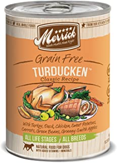 product image for Merrick Turducken Can Dog 12/13.2 oz.