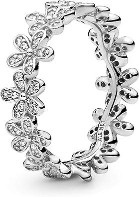 ring flower pandora