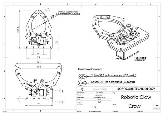 crow t robot diagram simple wirings Servo Spec Sheet crow t robot diagram simple wiring post japan giant robot crow t robot diagram wiring diagram