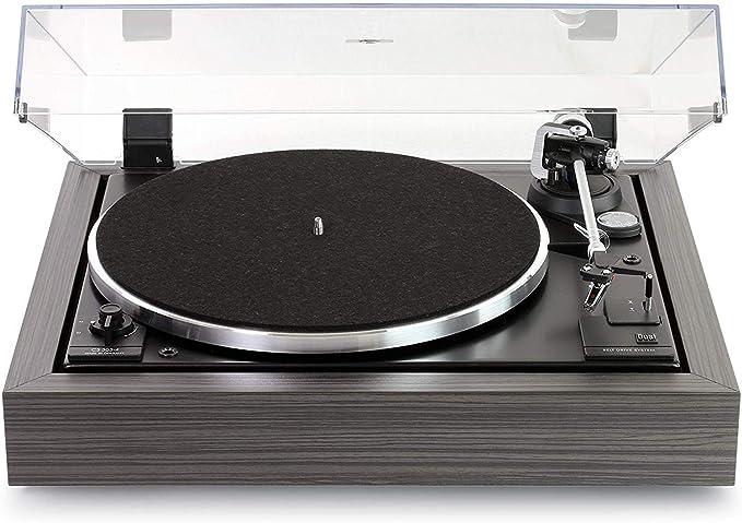Dual Cs 505-4 Final Edition, Semi-Automatica Tocadiscos en ...