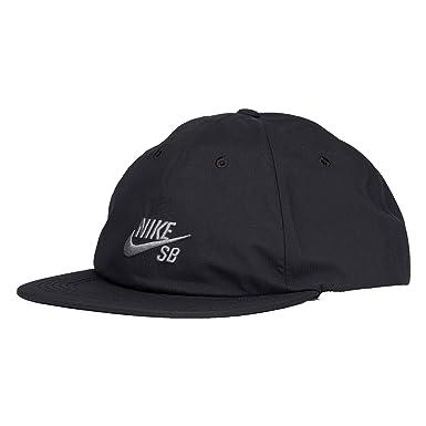 a588dfed38e7f Nike SB H86  Waterproof Cap. Black Black Cool Grey.  Amazon.co.uk ...