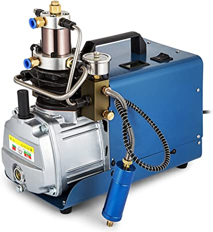 300Bar Elettrico Pompa Per Pneumatico Compressore Pneumatic Air Pump PCP 4500PSI