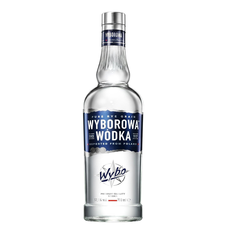 Wyborowa Pure Polish Vodka 913b95e0c42