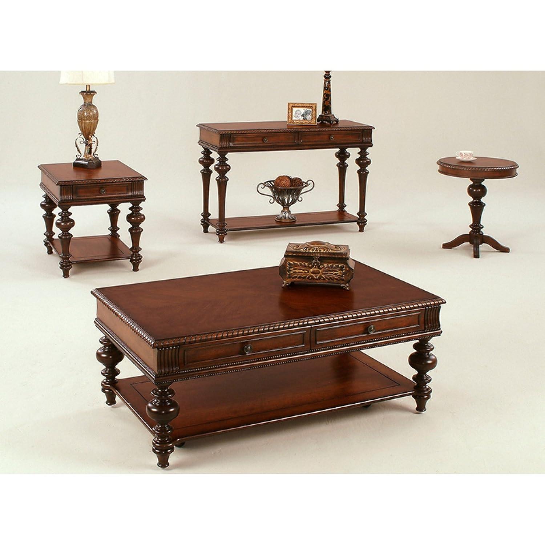Amazon.com: Progressive Furniture Rectangular Castered Cocktail Table    Heritage: Kitchen U0026 Dining