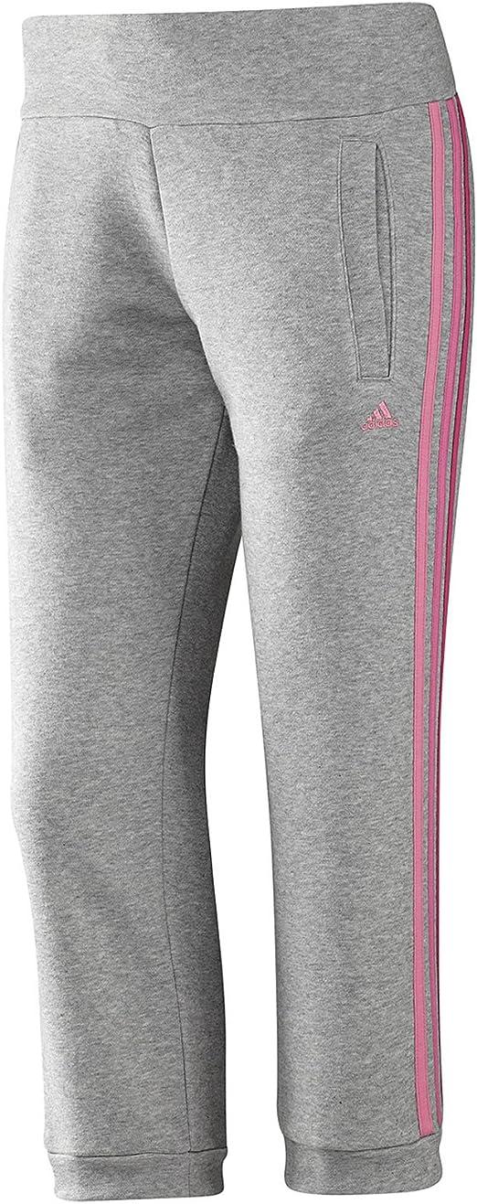 adidas Damen Caprihose Essentials 3-Stripes Seasonal
