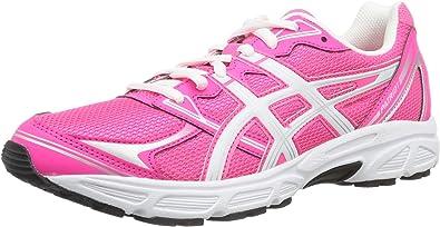 Asics Patriot 6 - Zapatillas de Running para Mujer, Color Rosa/Blanco/Plata, Talla 37.5: Amazon.es: Zapatos y complementos