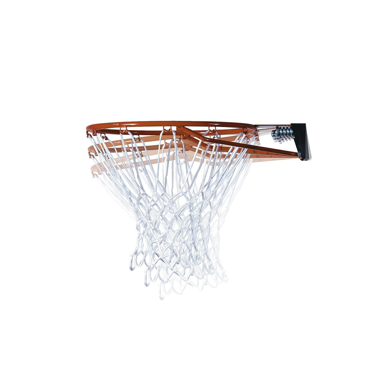50 Inch Shatterproof Backboard Lifetime 71799 Height Adjustable In Ground Basketball System