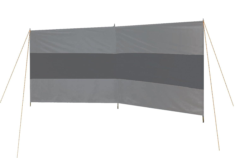 /GRAU//ANTHRAZIT, Bo-Camp BC 2-compartments Windschutz/