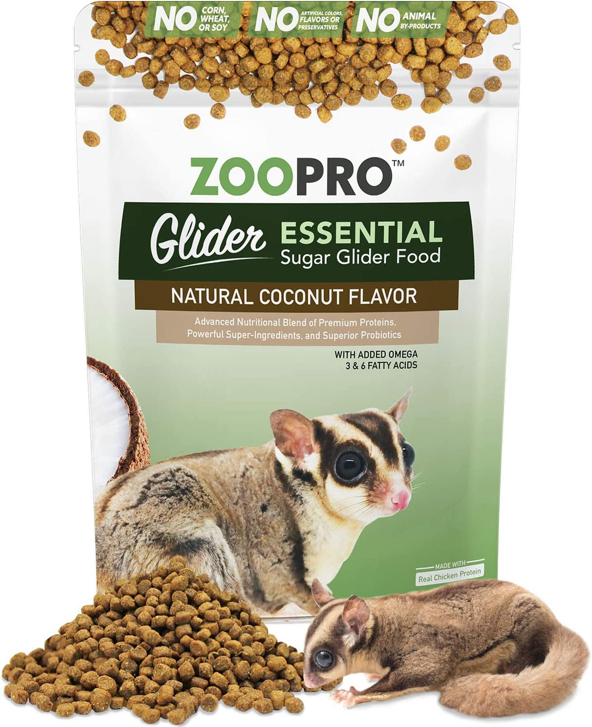 Glider Essential 1.75 lb | Coconut Flavor | Zero Fillers
