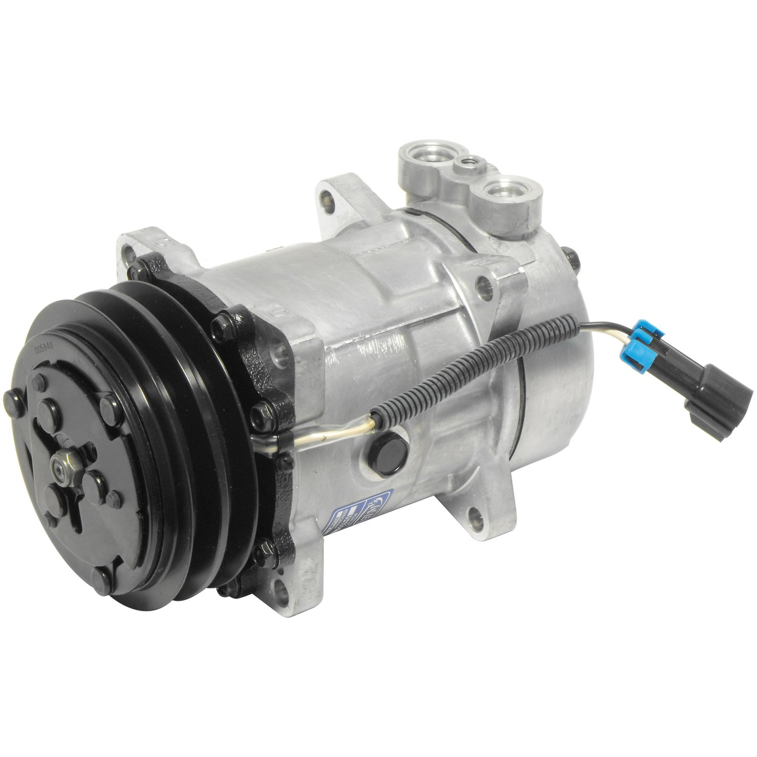 Universal Air Conditioner CO 4696C A/C Compressor by UAC