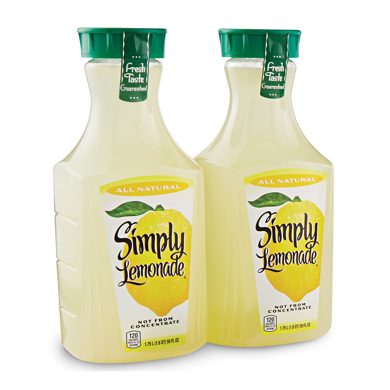 Simply Lemonade Twin Pack