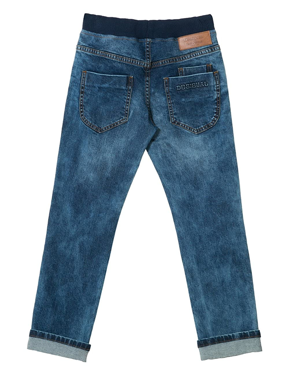 Jeans Bambino Desigual Denim/_parches