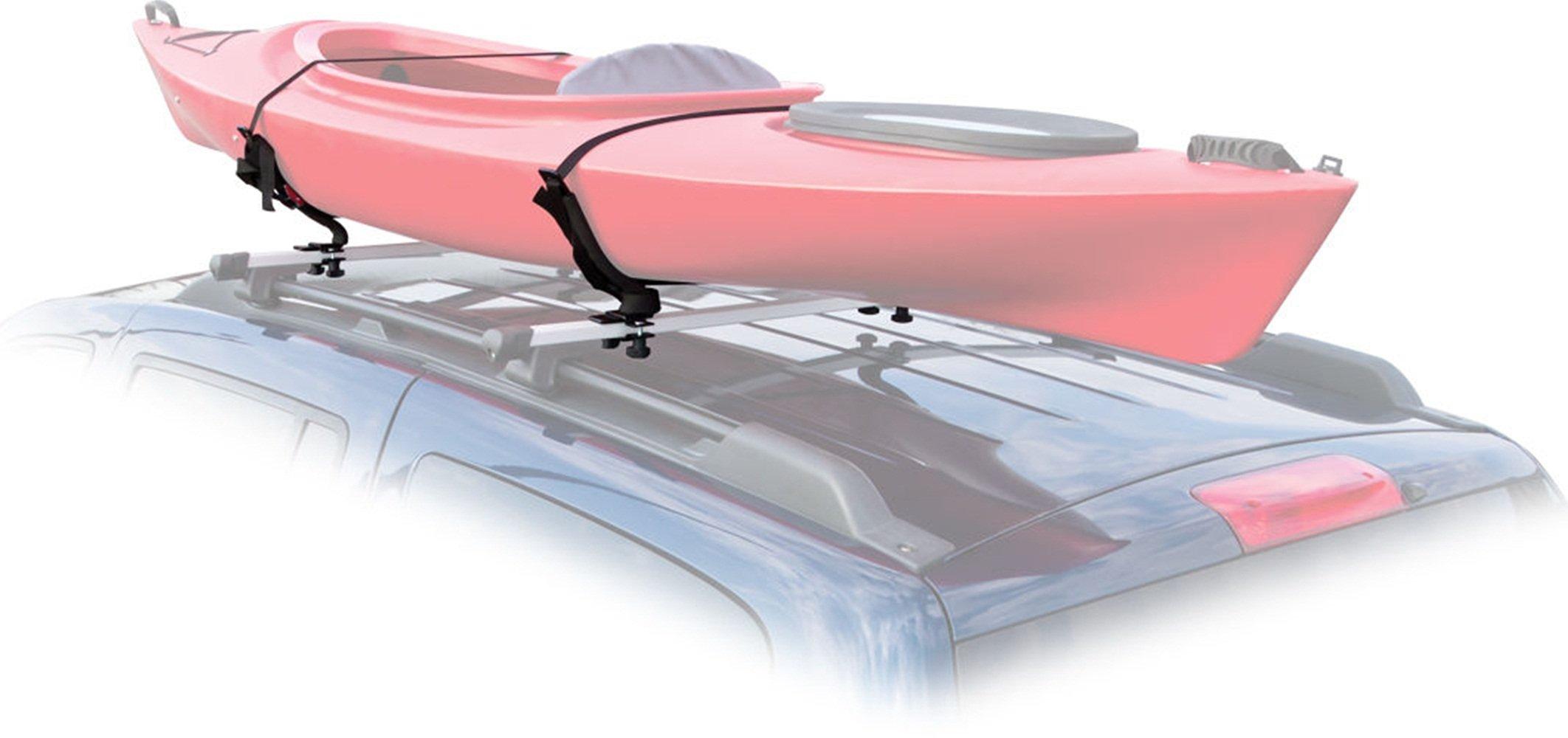 Kayak Holder Truck SUV Cross Bar V Rack Top Carrier Holder for Canoe or Kayak Fits on Vehicle