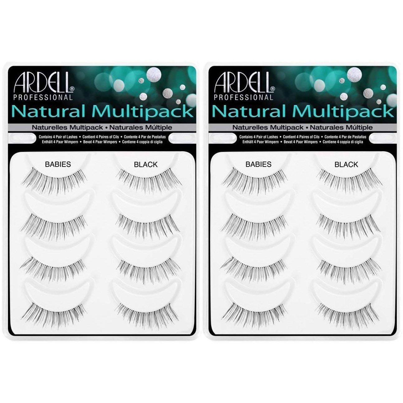7b2e24a3688 Amazon.com: Ardell Multipack Babies Fake Eyelashes (2-Pack): Beauty