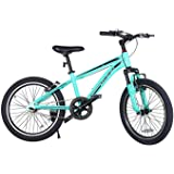 COEWSKE 20 Inch Kids Bike Enjoy-Style Children's Variable Speed Mountain Bike Sports Cycling 1 Speed & 6 Speed with…