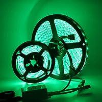 5m+5m RGB LED Strip Lights, 12V 5050 360LEDs Strips Full Kit, Self Adhesive + 44 Key Ir Controller + AU Power Supply…