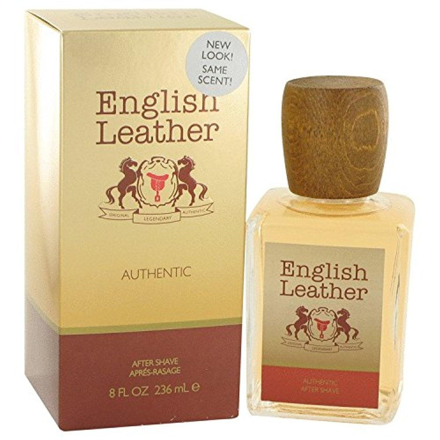 ENGLISH LEATHER by Dana for Men After Shave Splash, 8 Ounce 118130