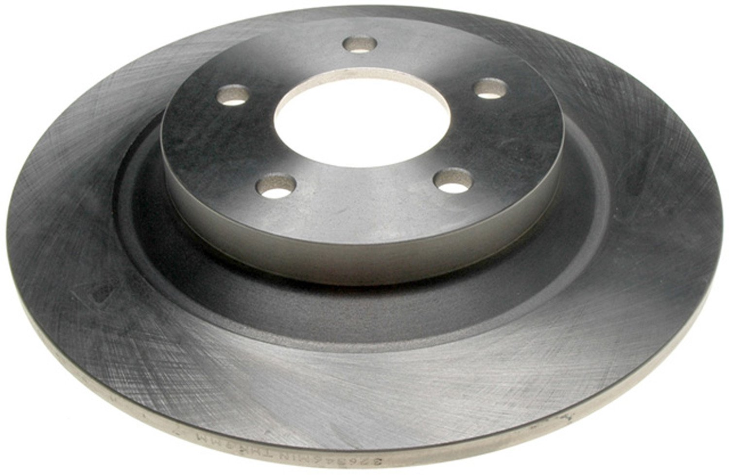ACDelco 18A2689A Advantage Non-Coated Front Disc Brake Rotor