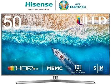 Hisense H50U7BE - Smart TV ULED 50 4K Ultra HD con Alexa ...