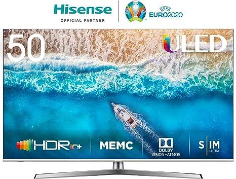 Hisense H50U7B - Smart TV ULED 50 4K Ultra HD con Alexa Integrada ...