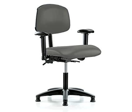 Astounding Amazon Com Perch Multi Task Swivel Chair With Stationary Alphanode Cool Chair Designs And Ideas Alphanodeonline