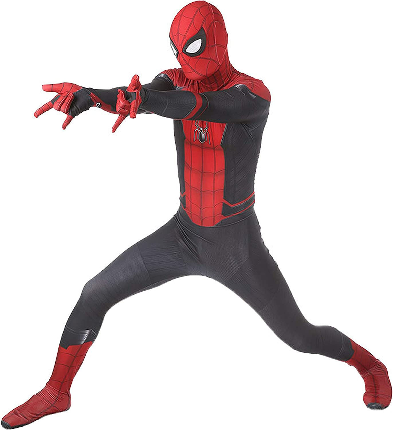 Spider Man Far From Home Adult/Kids Halloween Costume