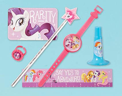 ~ Birthday Party Supplies Favors 12 MY LITTLE PONY FRIENDSHIP IS MAGIC PENCILS