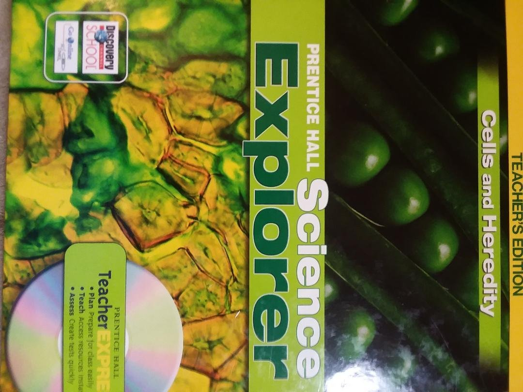 Prentice Hall Science Explorer-Cells and Heredity-Teacher's ...
