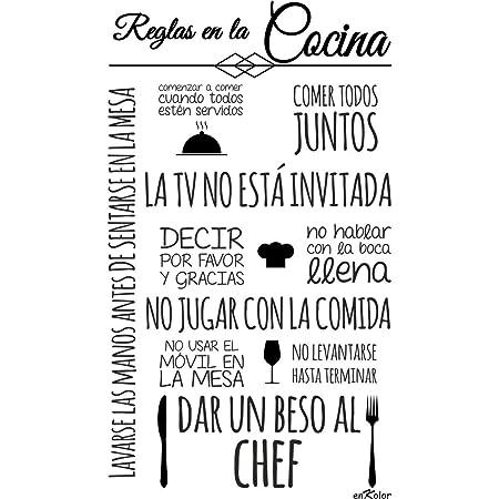 Enkolor/Vinilo Cocina/Pegatinas de Pared, Muebles, Azulejos ...