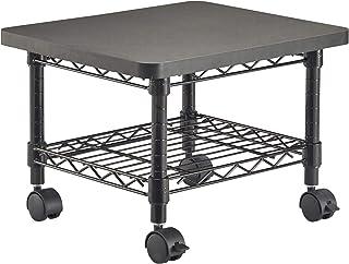 Safco Wire Untertisch-Geräteständer - schwarz