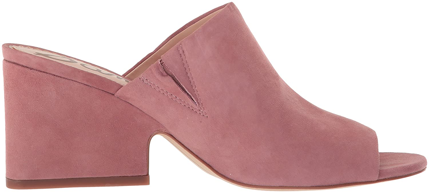 Sam 7 Edelman Women's Rheta Wedge Sandal B072NCVR3W 7 Sam B(M) US|Dusty Rose Suede c784a2