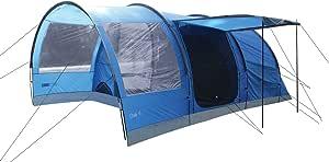 Highlander Outdoor Family-Tents highlander Outdoor Oak Family Tunnel Tent Blue