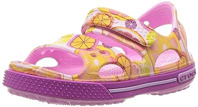9c7a1174a0c00 Crocs Unisex Kids  Cbnd2grphsndlk Clogs  Amazon.co.uk  Shoes   Bags